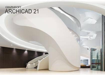 ARCHICAD 21 Build 4004 with Addons