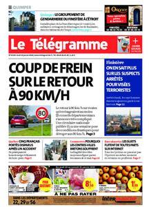 Le Télégramme Quimper – 23 janvier 2020