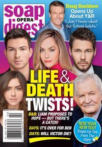 Soap Opera Digest - January 13, 2020