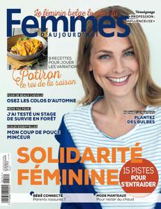 Femmes D'Aujourd'Hui - 14 Octobre 2021