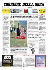 Corriere della Sera - 25 Novembre 2017