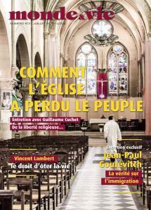 Monde & Vie - Juillet 2019