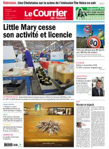 Le Courrier de l'Ouest Cholet – 15 février 2020