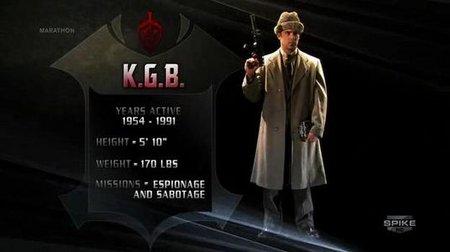 Deadliest Warrior Kgb Vs Cia