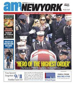 AM New York - March 28, 2018