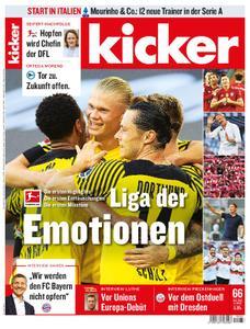 Kicker – 16. August 2021