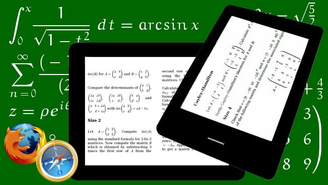 Collection Of Math E-books / AvaxHome