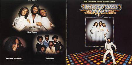 VA - Saturday Night Fever. The Original Movie Sound Track (1977) Re-up
