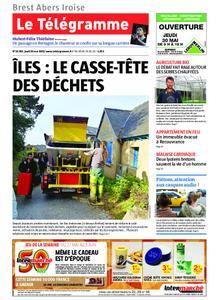 Le Télégramme Brest Abers Iroise – 30 mai 2019