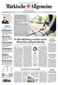 Märkische Allgemeine Fläming Echo - 24. Oktober 2018