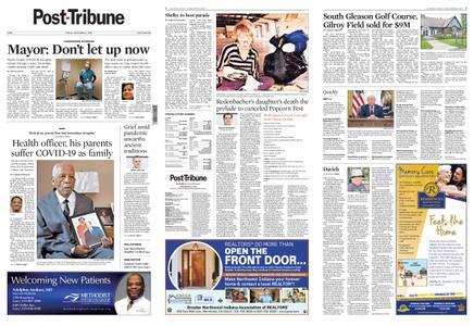 Post-Tribune – September 06, 2020