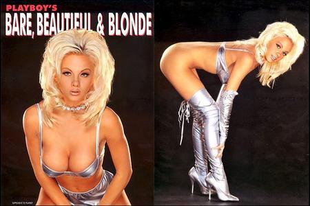 Playboy's Bare, Beautiful & Blonde - January 1996 Supplement