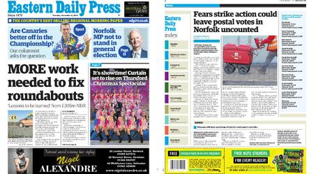 Eastern Daily Press – November 05, 2019