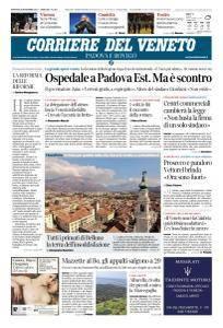 Corriere del Veneto Padova e Rovigo - 28 Novembre 2017