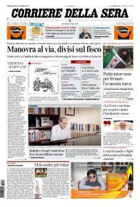 Corriere della Sera – 16 ottobre 2019