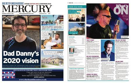 Hertfordshire Mercury – March 12, 2020