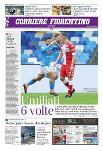 Corriere Fiorentino La Toscana – 18 gennaio 2021