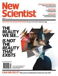 New Scientist - July 29, 2017