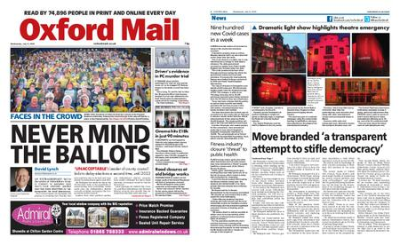Oxford Mail – July 08, 2020