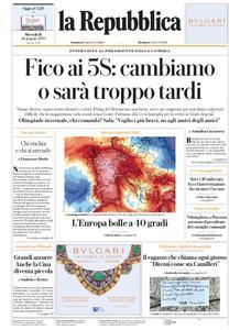 la Repubblica – 26 giugno 2019