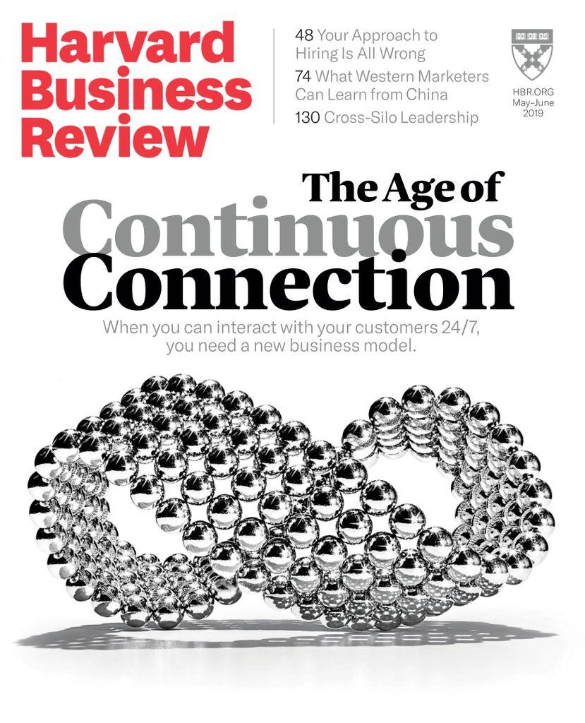 Harvard Business Review USA - May/June 2019