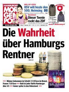 Hamburger Morgenpost - 08. September 2017