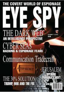 Eye Spy - January 25, 2018