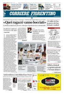 Corriere Fiorentino La Toscana - 20 Aprile 2018