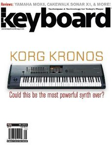 Keyboard Magazine - September 2011