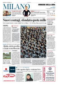 Corriere della Sera Milano – 11 ottobre 2020