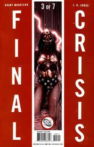 Final Crisis 03 (of 07) (2008) (both covers)