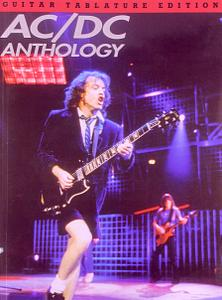 AC/DC Anthology [Guitar Tablature Edition]