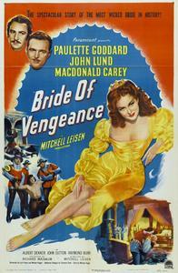 Bride of Vengeance (1949)