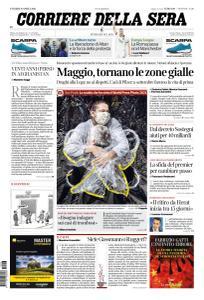 Corriere della Sera - 16 Aprile 2021