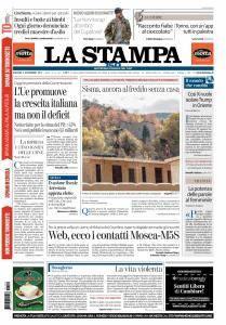 La Stampa Torino Provincia e Canavese - 9 Novembre 2017