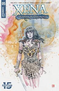Xena-Warrior Princess 005 2019 3 covers Digital DR & Quinch