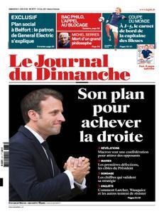 Le Journal du Dimanche - 02 juin 2019