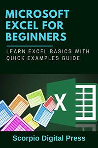 Microsoft EXCEL For Beginners: Learn Excel Basics with Quick Examples Guide