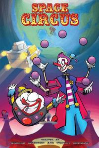 Viper Comics-Space Circus 2014 Hybrid Comic eBook
