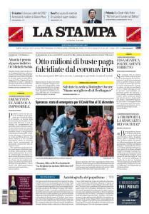 La Stampa Torino Provincia e Canavese - 10 Luglio 2020