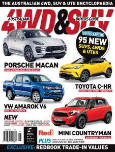 Australian 4WD & SUV Buyers Guide - Issue 29 2017