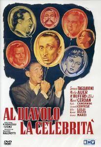 Al diavolo la celebrità (1951)
