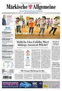 Neue Oranienburger Zeitung - 27. Januar 2018