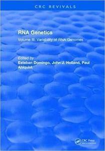 RNA Genetics: Volume III: Variability of RNA Genomes