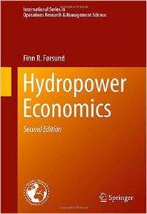 Hydropower Economics, 2 edition