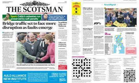 The Scotsman – November 30, 2017