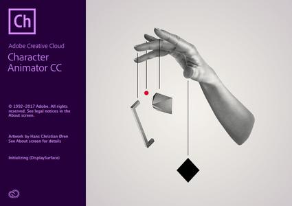 Adobe Character Animator CC 2018 v1.5.0.138 macOS