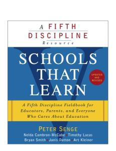 Schools That Learn (Updated and Revised)
