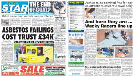 Shropshire Star Shrewsbury Edition – May 10, 2019