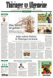 Thüringer Allgemeine Erfurt Land - 31. März 2018